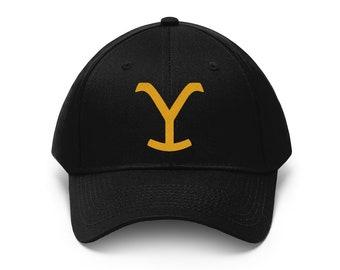 "Yellowstone (TV Series) ""Y"" Dad Hat Dutton Ranch - MEMI Apparel (free shipping!)"