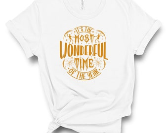 Spooky Season - The Most Wonderful Time of the Year! - shirt tshirt great gift halloween! MEMI Apparel (free shipping!)