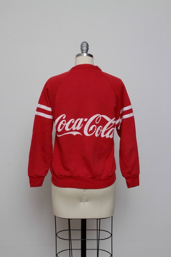 """Rare 1980s """"Coca Cola""""  Jerzees by Russell Vintage"""