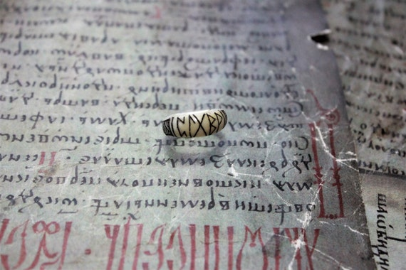 /Øld N/ørse ᛈ ᛚ ᚷ ᛒ ᚹ Viking runic Ring-/ØNLY F/ØR W/ØMEN Powerful SpellFemale PowerHarmony /& Prosperity,Asatru,Nordic,Scandinavian,Witchy cult
