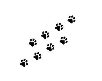 Image result for pawprint trail