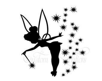 Tinker Bell  SVG File