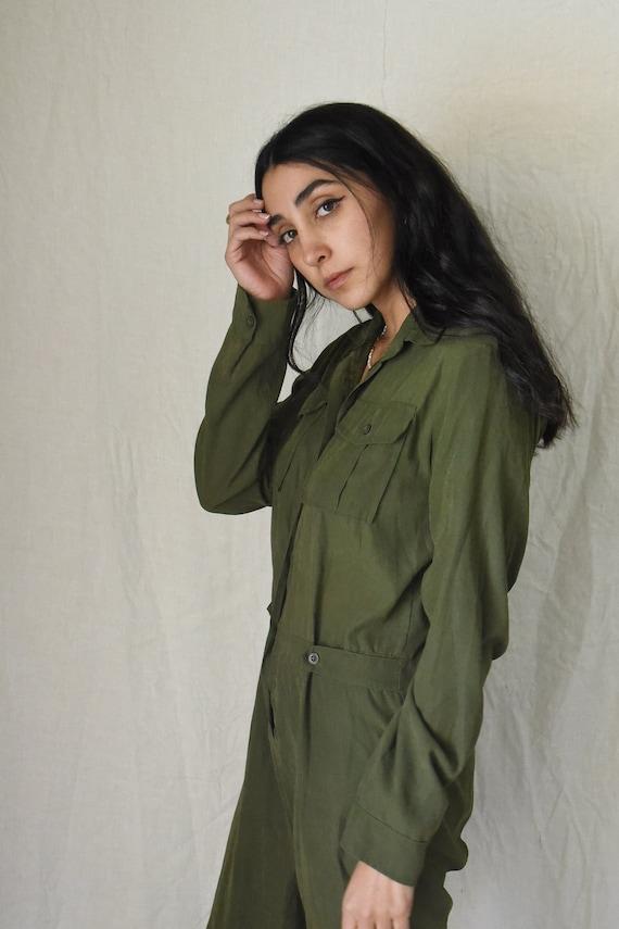 Unisex Vintage Workwear Overalls / Jumpsuit / Boil