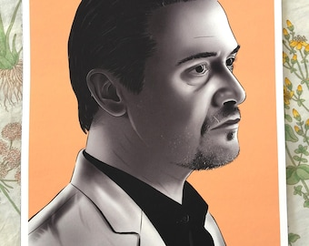 Mike Patton Giclee Print