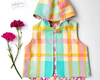 89cdf4faf Ainsley unisex kids wool vest