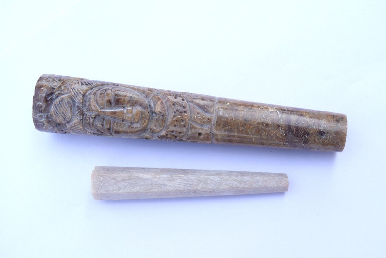 Baba Chillum Smoking Pipe Smoking Chillum Chillum Marble Chillum Shiva Chillum Marble Stone Chillum Smoking Chillum Handmade Chillum