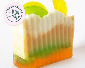 Lemon Delight | Soap Bar