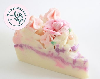 Wild Flower | Cold Process Soap Bar