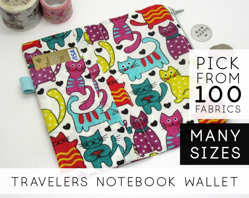Coin Pouch Insert for Travelers Notebook System  Personal image 0