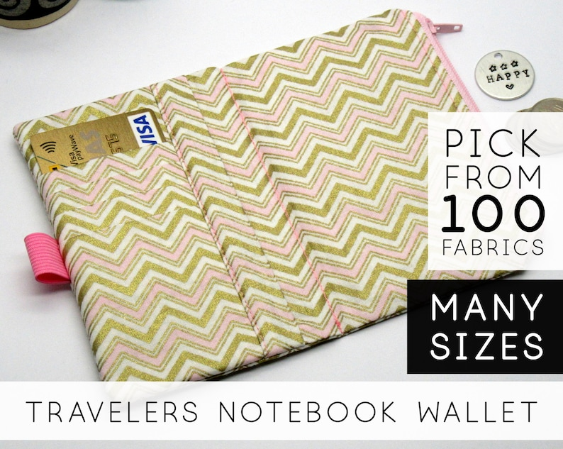 Traveler's Notebook Passport Wallet  Personal A6 image 0