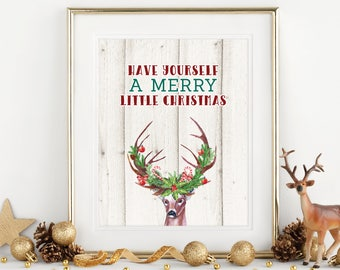 christmas decoration, christmas wall art, Christmas Art Print, christmas favor, christmas office art, Holiday Wall Art, Holiday Decor,