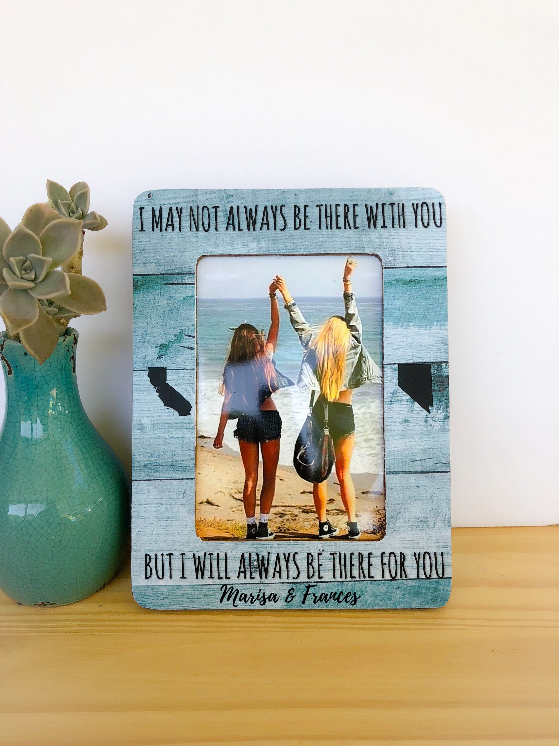 Soul Sister Frame Personalized Best Friend Frame Long