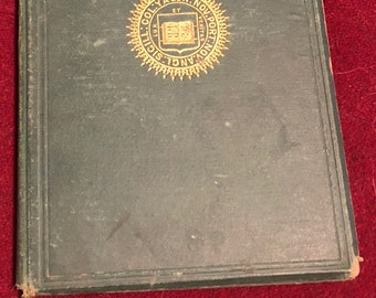 Yale College Songs with Piano Accompaniment-Carmina Yalensia by Garretson/1867Free S&H to US/Great Condition<>#259