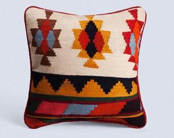 Anna Vintage kilim Cushion Cover