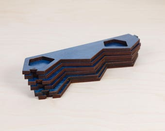 Wooden Game Board Replacement Parts | Borders