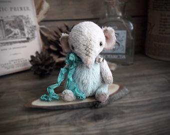"Mini Teddy Elephant 10cm/4"""