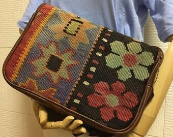 30% OFF FREE Shipping, Kilim bag, boho chic bag, crossbody bag, Shoulder bag, Killimbag