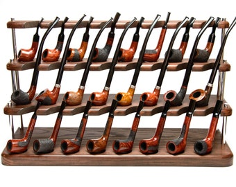 Personalized Gifts Tobacco Smoking Pipes by KAFpipeWorkshop