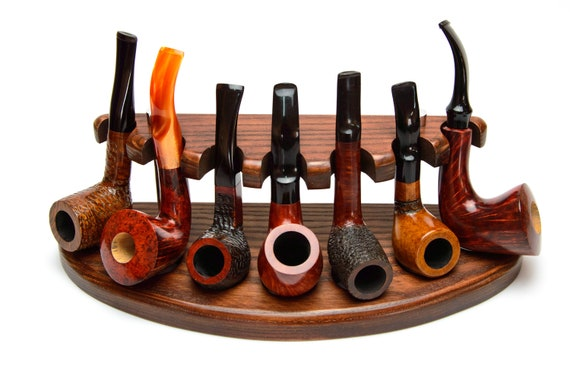 Fashion wooden Accessories For Standard Pipe Box for Tobacco Smoking Pipe