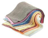 Faux Sherpa Fur Wool Fabric FAT SQUARES 40 x 25cms, Rectangles.Imitation Woolly Material,Soft Cuddly for Home Décor,Toys,Crafts,Neotrims