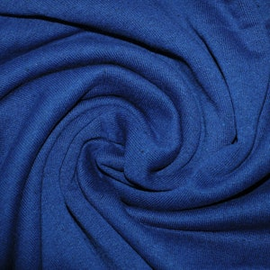 Crafts /& Sewing Neotrims Textiles Wholesale Red Sweatshirt Fleece Fabric School Colours Hoodies and Jersey Brushed Material