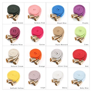 1mt Option of Toggles Stopper Lock Ends Sweatshirt Hoodie Drawstring Cord 5mts 25mts /& 45mts Rolls Flat Cotton Tape Ribbon Rope 10 /& 15mm Wide 26 Colours
