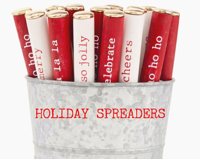 Holiday Spreaders