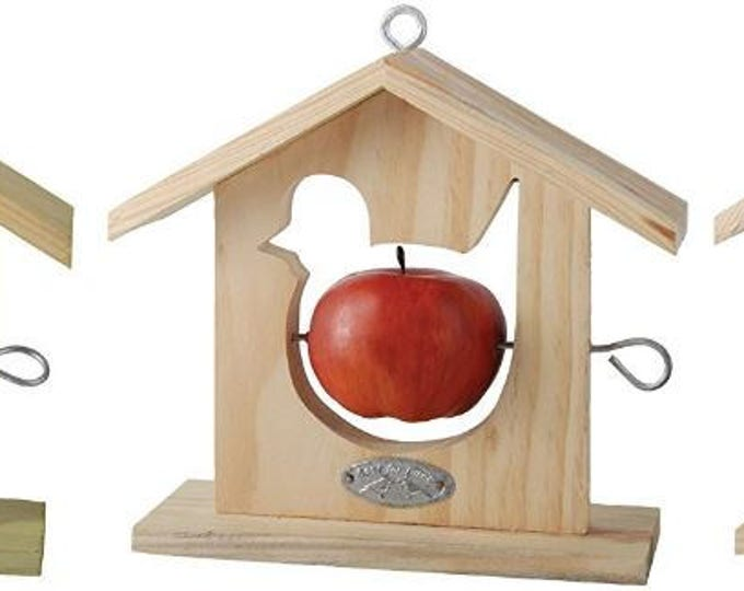 Apple House Feeders