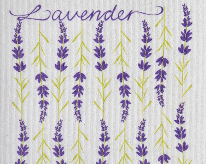 Lavender Swedish Cloth