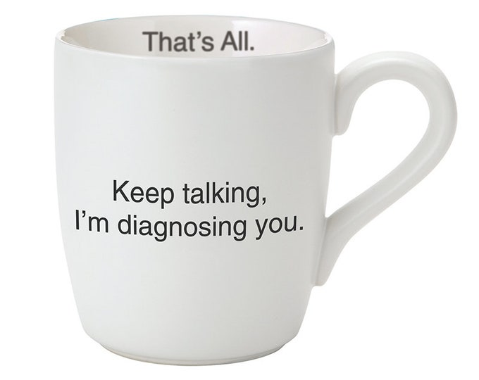 That's All Mug - Keep Talking