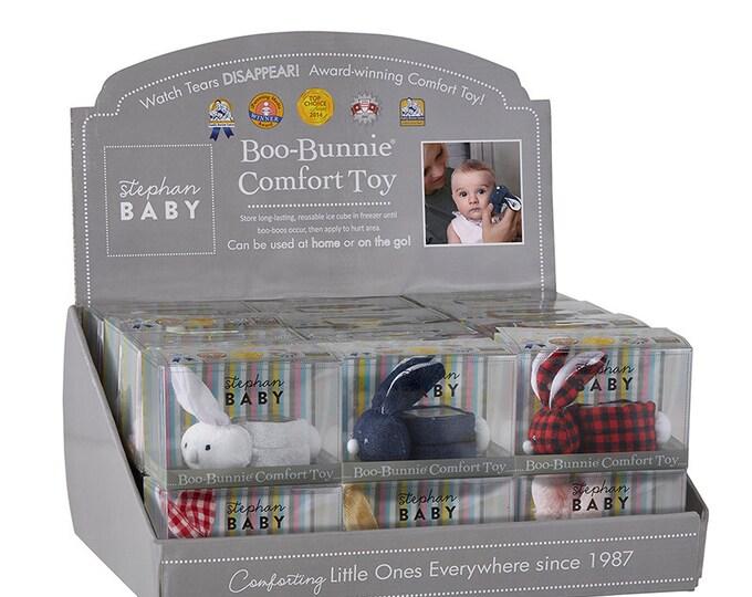 Boo-Bunnie Comfort Toy