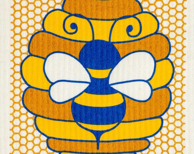 Honeybee Swedish Cloth