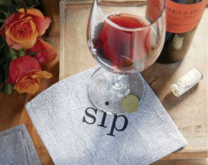 Sip Fabric Napkin Set