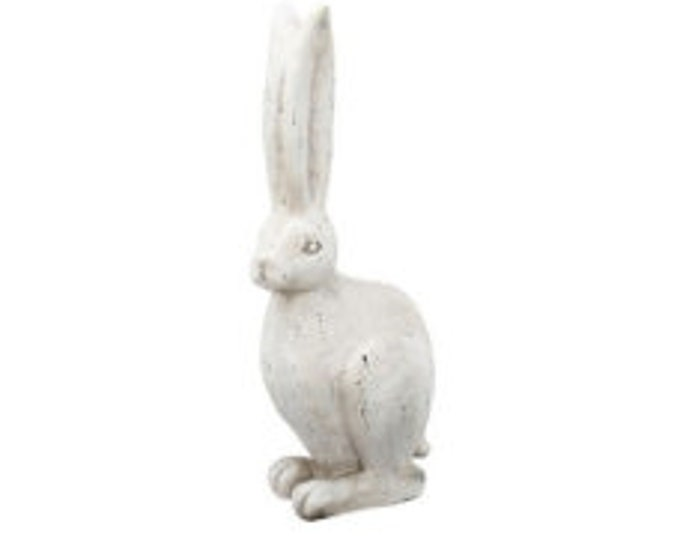 Long Ear Rabbit Figurine