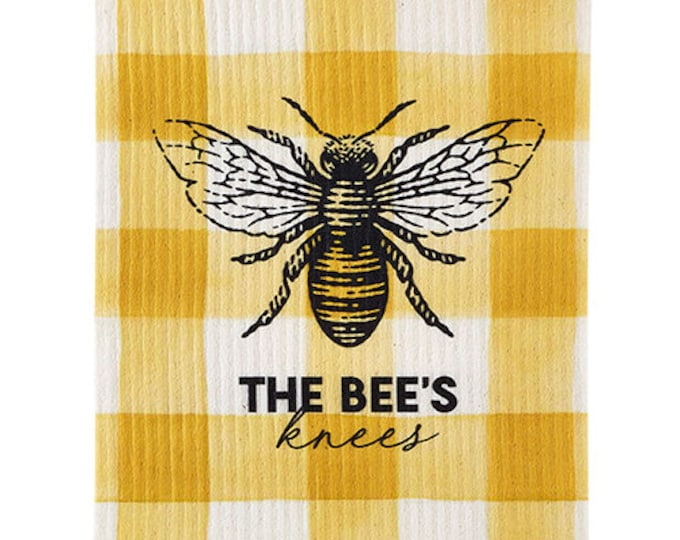 The Bee's Knees Swedish Cloth