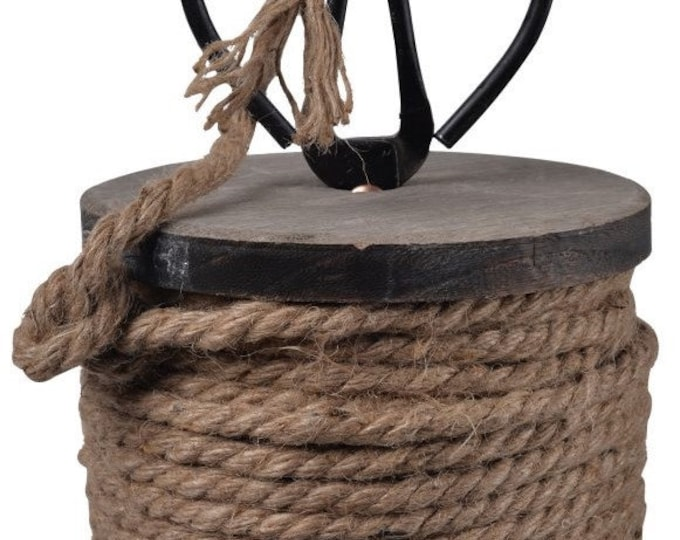 Jute Rope with Scissors