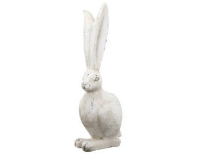 Long Ears Rabbit Figurine