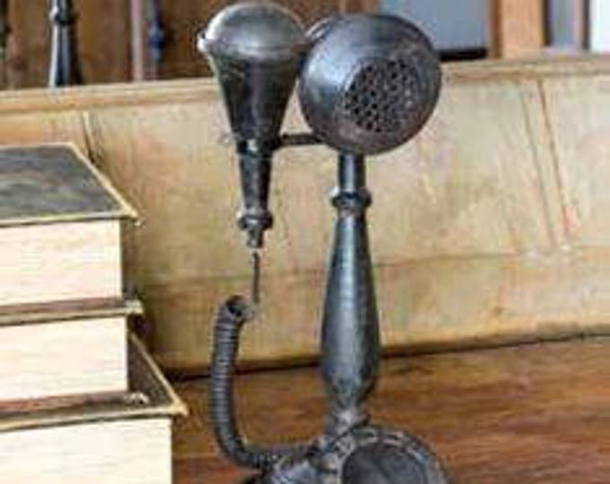 Old General Store Phone - Decorative Reproduction