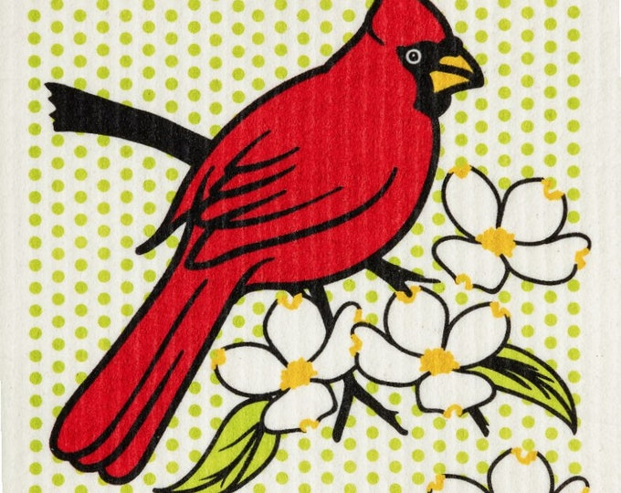 Cardinal Swedish Cloth