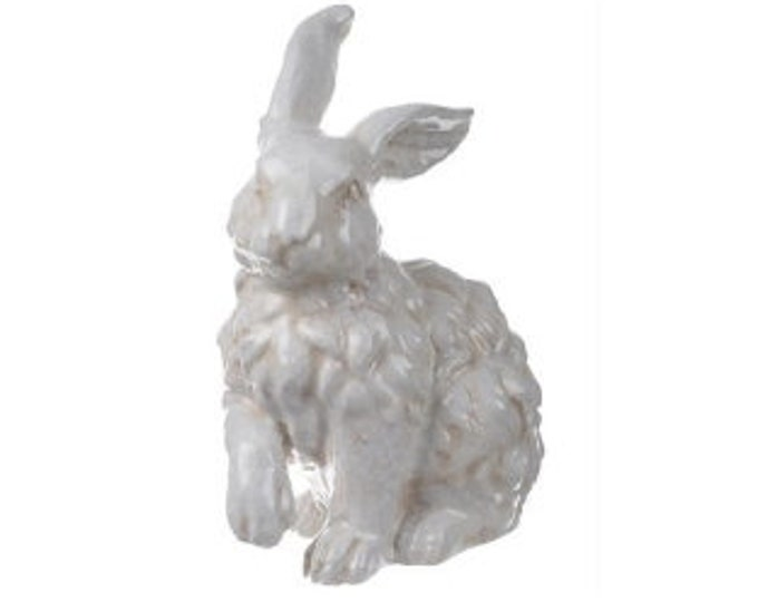 Hector Long-Eared Rabbit Statuette