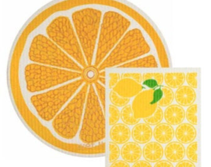 Luscious Lemon Swedish Cloth Set