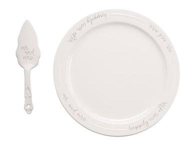 Wedding Serving Platter