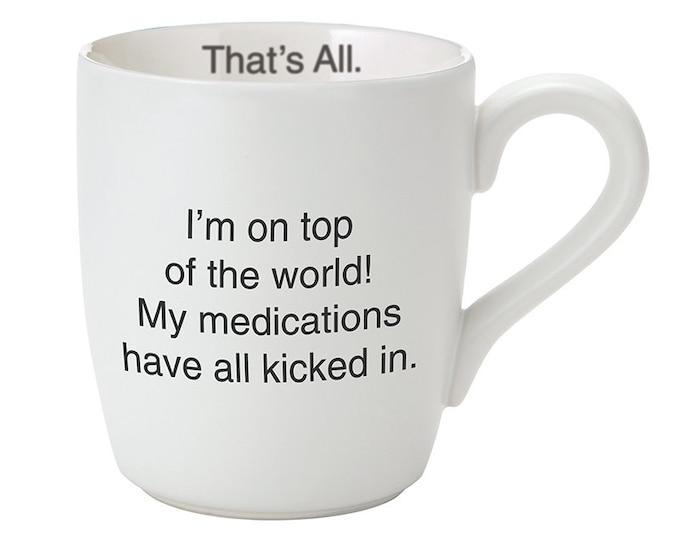 That's All Mug - Medications