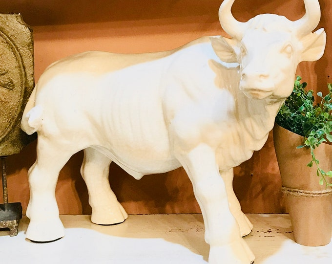 Bull Statue