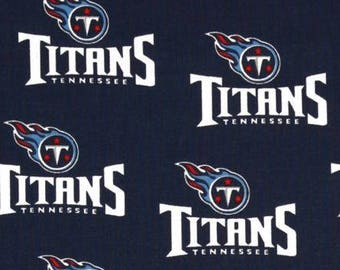 5e9033e62 CUSTOM -- Greek T-Shirt with Double Fabric Letters (White   Tennessee Titans )