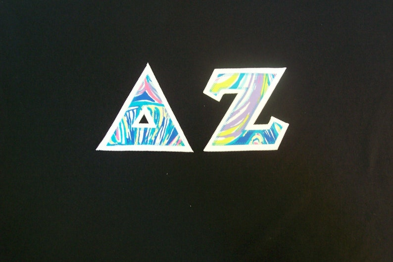 Delta Zeta Coat Of Arms
