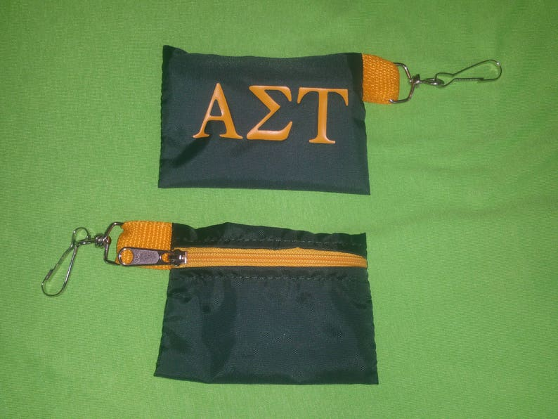 Wallets Alpha Sigma Tau ID Holder