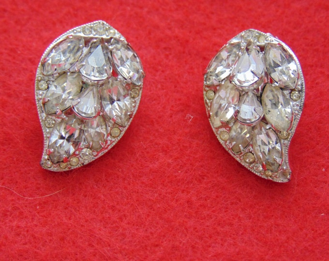 EISENBERG ICE Earrings For Weddings, Holidays, Cruises, Church, Chairty Balls, Theater, Western Dances, Rodeos, Derbies, Musicals, Festivals