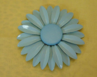 60s Flower Brooch For Rodeos, Weddings, Graduation, May Day, Mothers Day, Weddings, Garden Parties, Western Dance, Entertainers