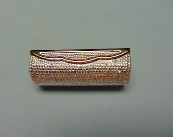 Judith Leiber Lipstick Case For Valentines Day Gifts- Leiber Swarovski Lipstick Case- Lipstick Accessories- Judith Leiber Accessorie Gifts